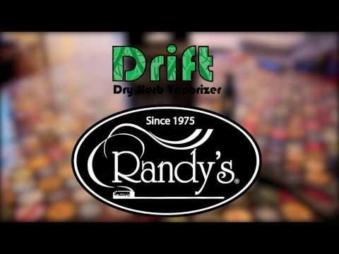 Randy's 2017 Drift Dry Herb Vaporizer