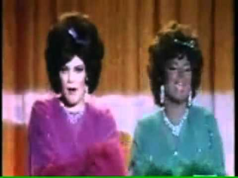 Mary Jo Shively and the Supremes