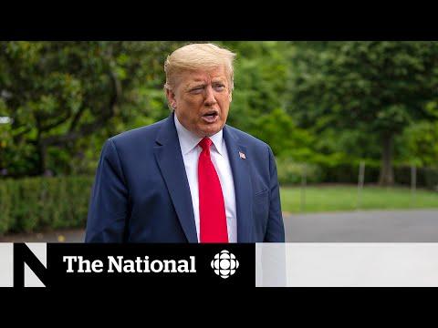 Trump calls Obama 'incompetent' after criticism of coronavirus response