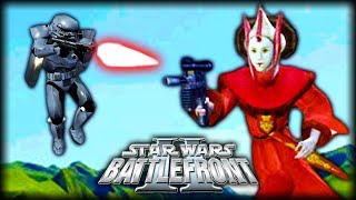 Star Wars Battlefront 2 Gameplay | Ep.7 How to Kill a Queen