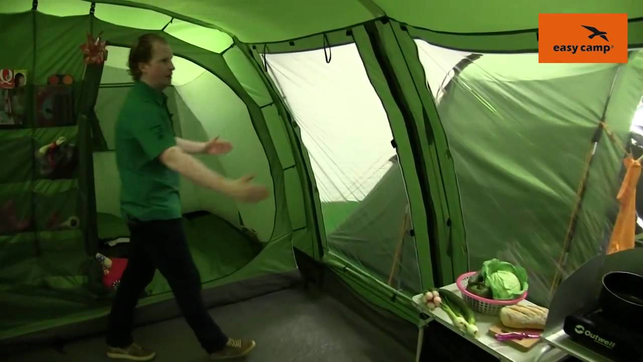 & Easy Camp Boston 600 Tent at Outdoor Action Blackburn - YouTube