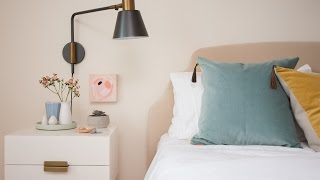 1 Bedroom, 3 Looks: Spring Decorating Ideas To Try Now