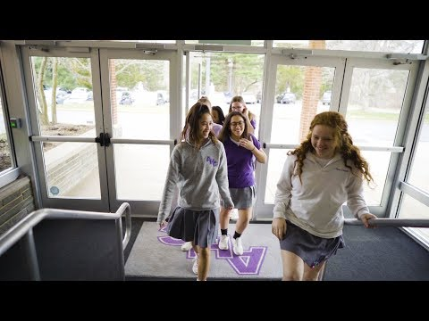 "The Academy of the Holy Cross – ""Empowered Girls"" Brand Video"