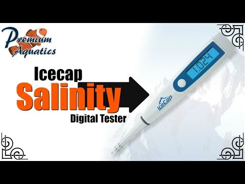 Icecap Salinity Temperature Digital Pocket Tester