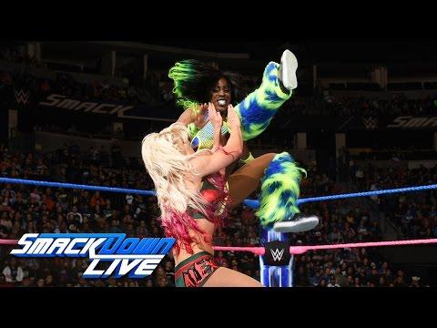 Naomi vs. Alexa Bliss: SmackDown LIVE, Oct. 18, 2016
