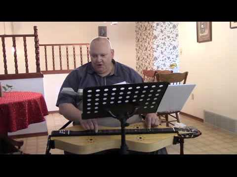 LOCH LOMOND played on baritone mountain dulcimer