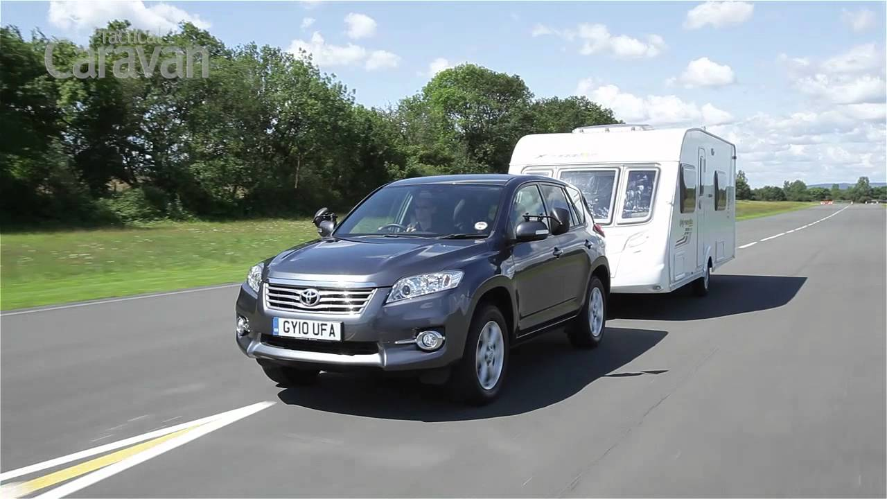 Practical Caravan Toyota Rav 4 Review 2012 Youtube
