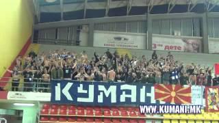 KUMANI-K.K.Kumanovo-K.K.Lirija (Kup na Makedonija) 29.03.2013