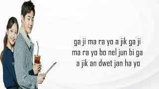 CHEEZE(치즈) _ Hard for me (RICHMAN(리치맨) OST Part.1) (Easy Lyrics)