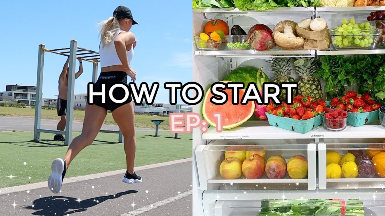 HOW TO START YOUR HEALTH AND FITNESS JOURNEY | reset challenge episode 1