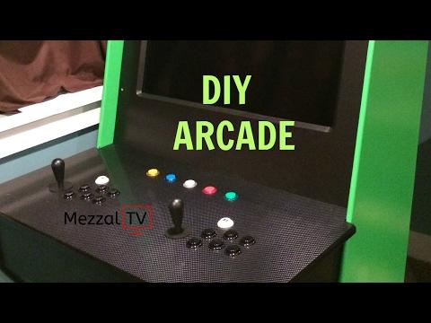 DIY Arcade Build – Retropie