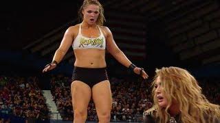 Ronda Rousey vs Nia Jax | Money In The Bank 2018 | SPOILER