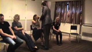 Comedy Hypnosis Show With Simon P. Hewitt