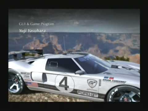 Gran Turismo 4 Intro (Europe) HQ