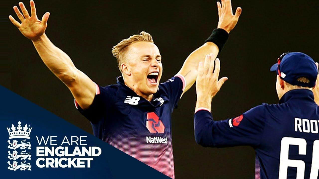 England React To 4-1 Series Win - Australia v England 5th ODI 2018