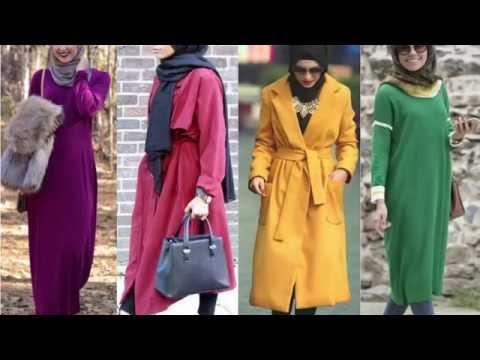 e1347a2bb ألوان موضة الخريف للمحجبات 2016 Autumn Colors Mode Hijab Outfits ...
