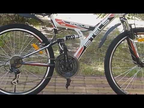 STELS Focus V 21 Sp 26 обзор велосипеда