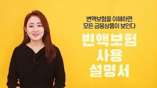 변액보험 사용 설명서     배승현 지음     한월북…