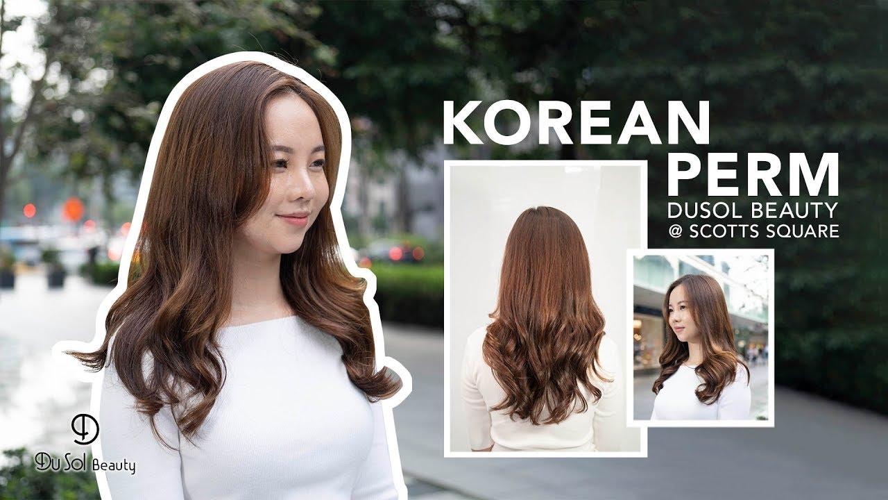 Edward Lee Korean Perm Review Youtube