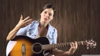 Как играть на гитаре Отель Калифорния