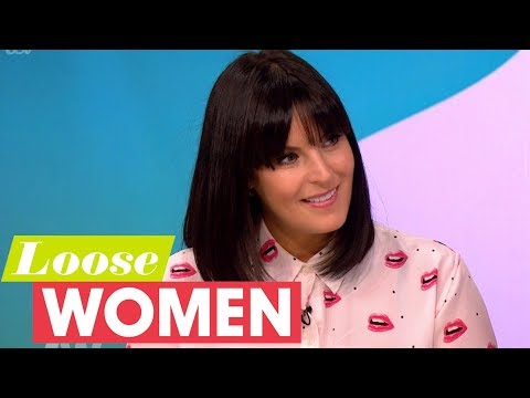 Anna Richardson Would Love to Start a Family With Her Partner Sue Perkins  Loose Women