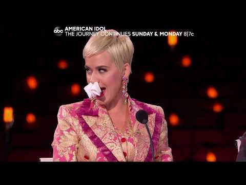 Hilary - Katy Perry can still sing even when she's sick