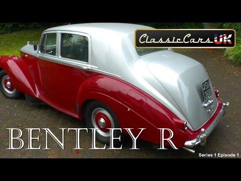 Classic Cars UK: Season 1 Episode 1: Bentley R