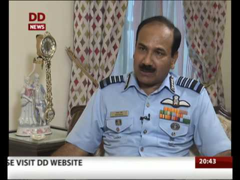 Candid Conversation with Air Chief Marshal Arup Raha