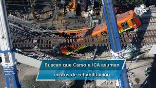 Tendrá diálogo con empresas para que asuman costo: Alstom podría sumarse