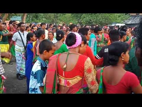 Bhadrak Santali program