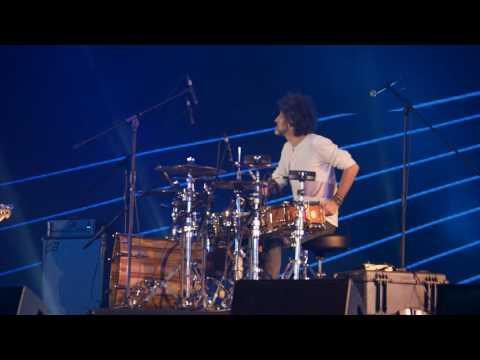 160527 Jojo Meyer & Nerve @Seoul Drum Festival 2016