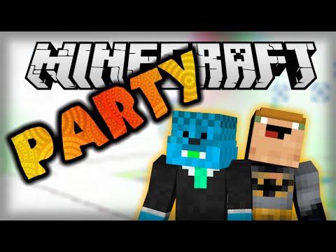 Minecraft: PARTY U MINECRAFTU! (ft. MarkoKOFS)