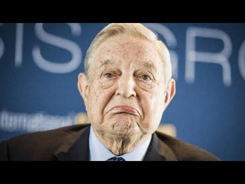 George Soros: Trump Is Destroying the New World Order!!!
