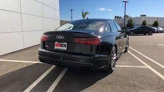 2017 Audi S6 Oxnard, Ventura, Camarillo, Thousand Oaks, Santa Barbara, CA AXS1955A