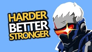 Soldier Gets STRONGER?! (Overwatch)