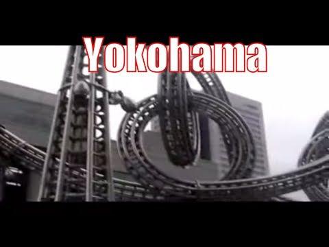 🇯🇵 Yokohama, Japan - Amazing Travel Video!