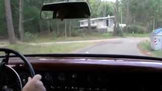 Jaguar Type S  3.8 - 1966 - Sensitivemechanica - 1st. ride