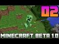 Die ersten Creeper! | Minecraft | 02 | silasLETSPLAYS