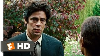 Things We Lost in the Fire (1/10) Movie CLIP - I Hated You (2007) HD