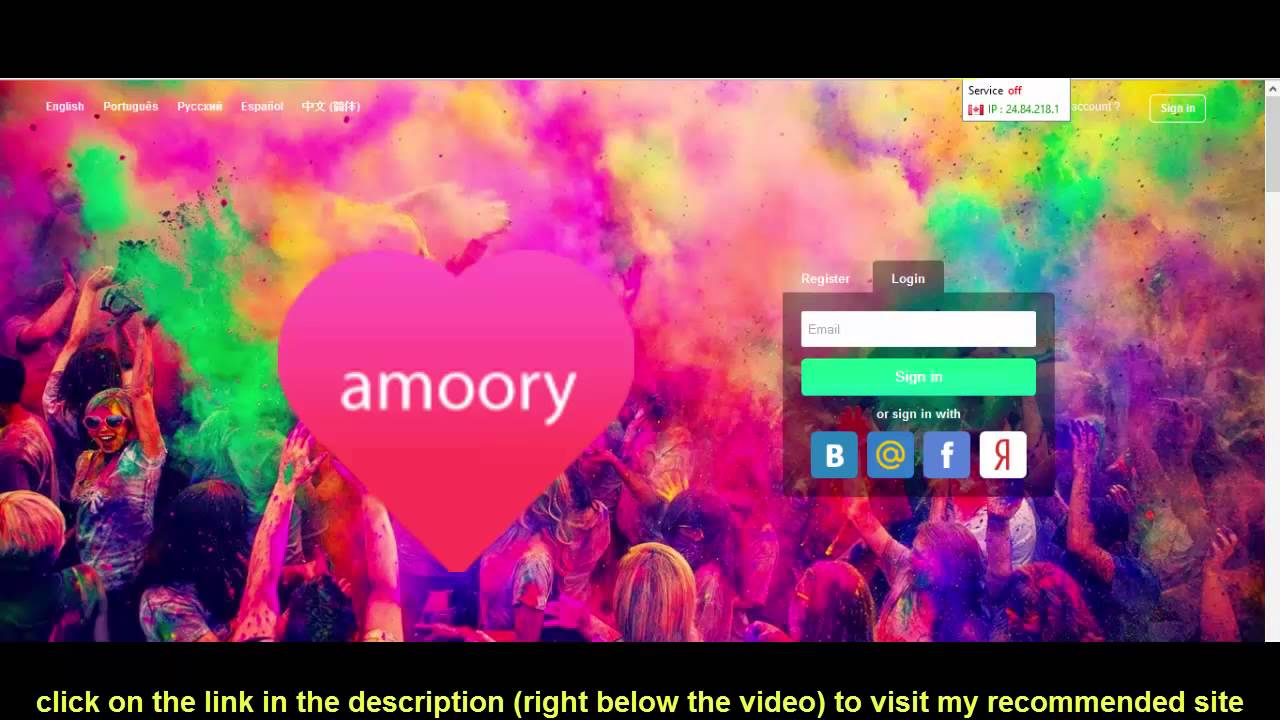 amoory dating chat