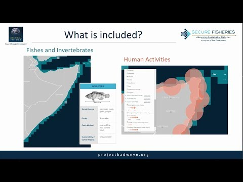 Project Badweyn: Mapping Somali Coastal Resources