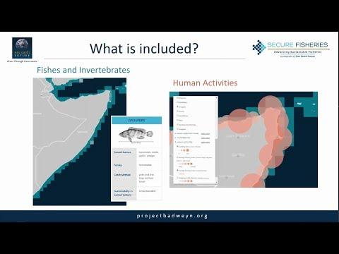 Project Badweyn: Mapping Somali Coastal Resources