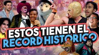 Los 10 videos más vistos de su majestad dios del insterneist