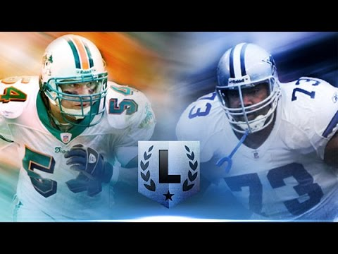 NEW LEGENDS! | Zach Thomas and Larry Allen! | Madden 16 Ultimate Team Pack Opening | MUT 16