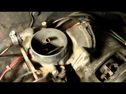 Aircooled VW electric choke operation