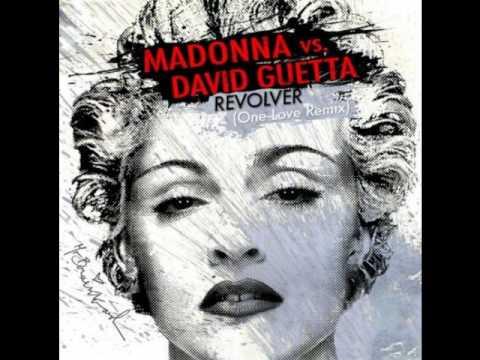 Madonna Vs David Guetta - Revolver (One Love Remix ft Lil Wayne)