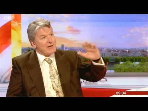 Maps on BBC Breakfast 3/11/16