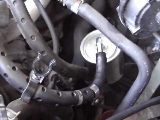 how to replace fuel filter on nissan altima 2001 - youtube  youtube