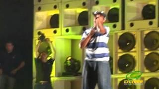 MC DALESTE - GRAVAÇÃO DE DVD DA EQUIPE CICLONE EXPRESSO BRASIL