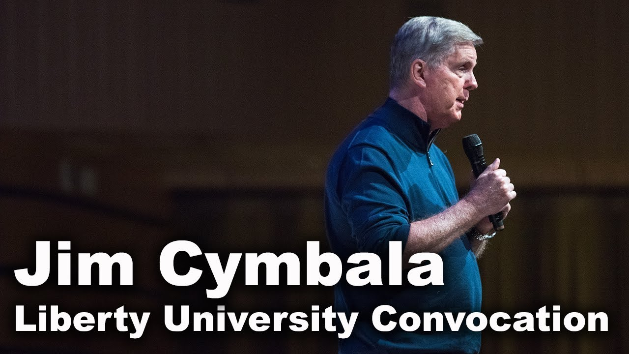 Jim Cymbala - Liberty University Convocation